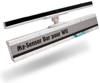 Freak and Geeks Wired Sensor Bar, 2.8m (Wii, Wii U)