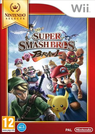 Wii Super Smash Bros. Brawl