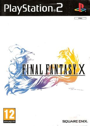 PS2 Final Fantasy X