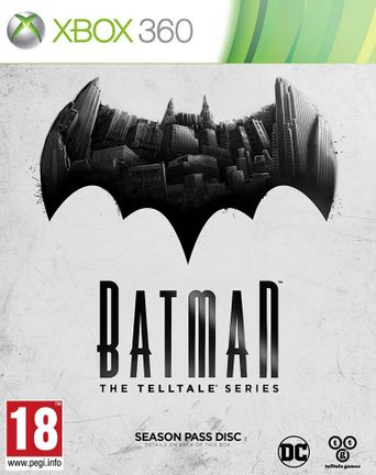 Xbox 360 Batman - The Telltale Series Season Pass Disc
