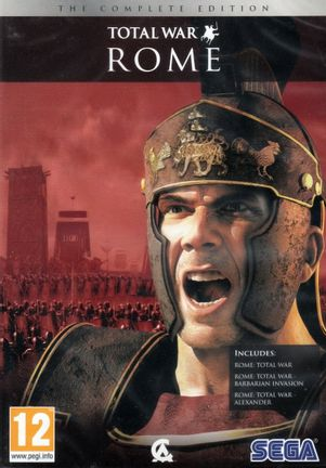 PC Total War: Rome The Complete Edition