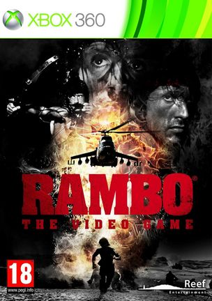 Xbox 360 Rambo: The Video Game