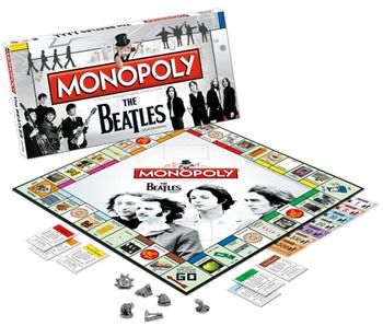 MONOPOLY Beatles Collector's Edition