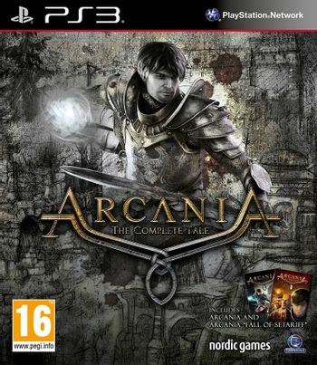 PS3 Arcania: The Complete Tale