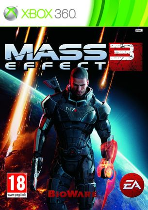Xbox 360 Mass Effect 3 - Xbox One Compatible