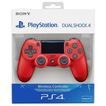 PlayStation DualShock 4 Controller V2 - Magma Red