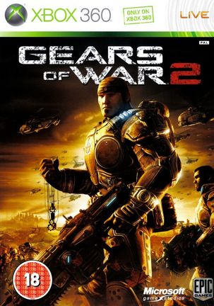 Xbox 360 Gears of War 2 - Xbox One Compatible