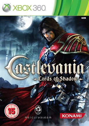 Xbox 360 Castlevania: Lords of Shadow - Xbox One Compatible