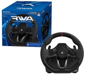 HORI Racing Wheel Apex (PS4, PS3, PC)