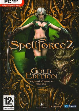 PC SpellForce 2 Gold Edition