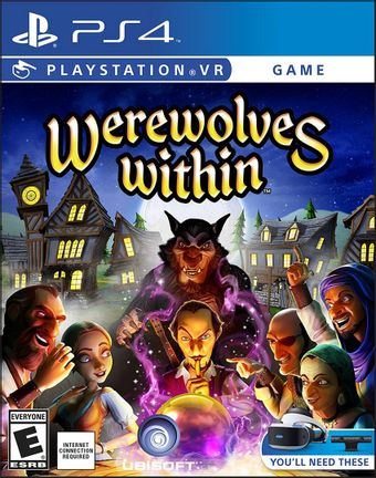 PS VR Werewolves Within US Version