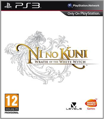 PS3 Ni No Kuni: Wrath of the White Witch
