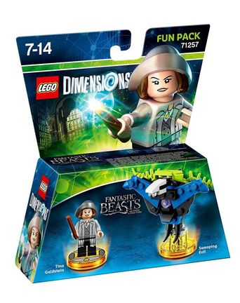 LEGO Dimensions Fun Pack: Fantastic Beasts - Tina Goldstein 71257