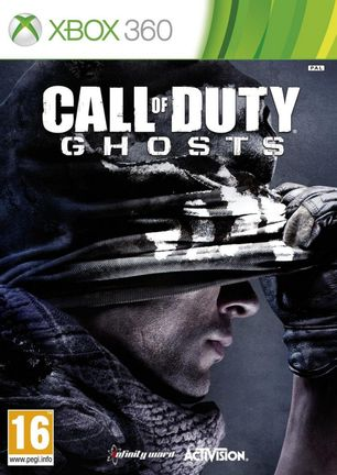 Xbox 360 Call of Duty: Ghosts - Italian Language Only [USED] (Grade A)