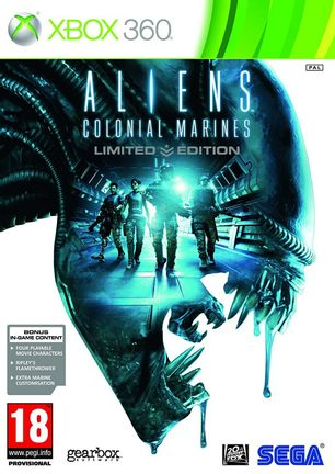 Xbox 360 Aliens: Colonial Marines Limited Edition