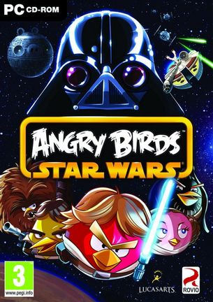 PC Angry Birds: Star Wars