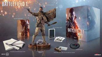 Battlefield 1 Collector's Edition - Game Not Included