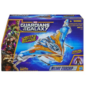 Marvel Guardians of the Galaxy - Milano Starship