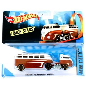 Hot Wheels: Track Stars - Custom Volkswagen Hauler