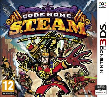 3DS Code Name: S.T.E.A.M.