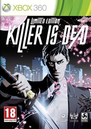 Xbox 360 Killer is Dead Limited Edition - Xbox One Compatible