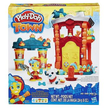 Play-Doh Town: Firehouse