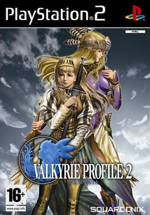 PS2 Valkyrie Profile 2: Silmeria
