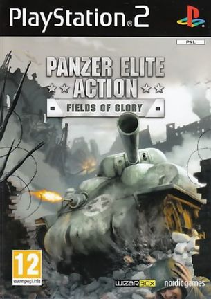 PS2 Panzer Elite Action - Fields of Glory