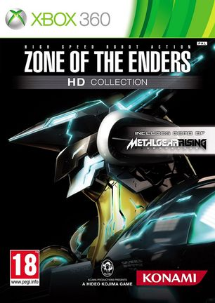 Xbox 360 Zone of the Enders HD Collection - Xbox One Compatible