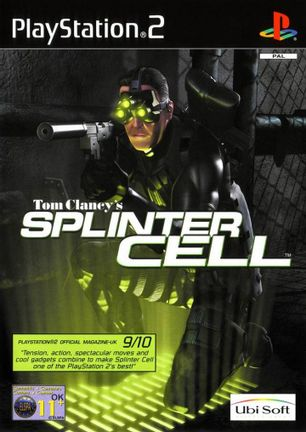 PS2 Tom Clancy's Splinter Cell