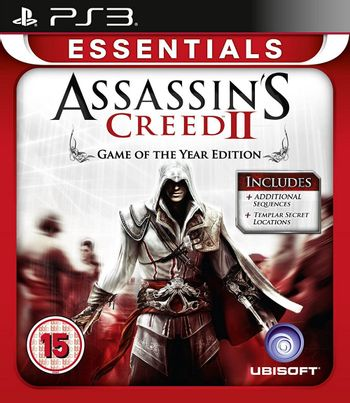 PS3 Assassin's Creed II GOTY Edition