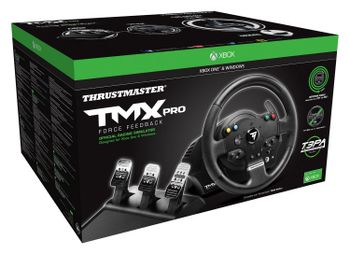 Thrustmaster TMX Pro Force Feedback Wheel incl. T3PA 3 Pedals Add-On (Xbox One, PC)