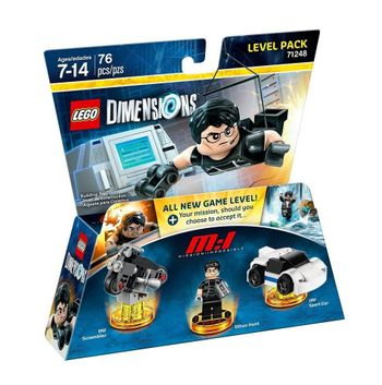 LEGO Dimensions Level Pack: Mission Impossible - Ethan Hunt 71248