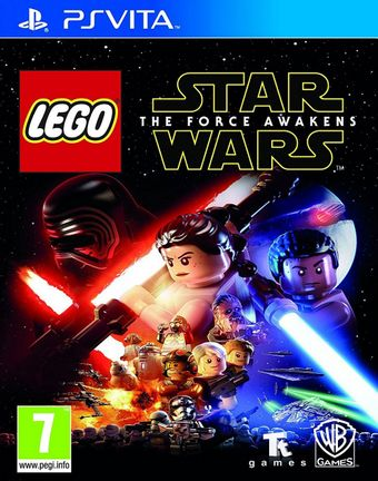 PSV LEGO Star Wars: The Force Awakens