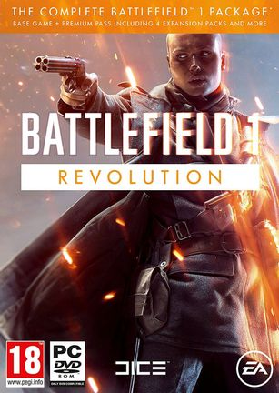 PC Battlefield 1 Revolution incl. Premium Pass - Digital Download