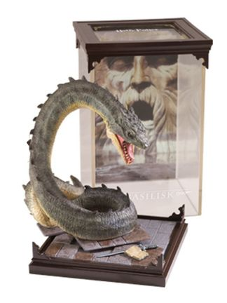 Harry Potter: Magical Creatures - Basilisk Collectible Figure