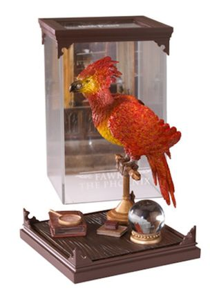 Harry Potter: Magical Creatures - Fawkes The Phoenix Collectible Figure