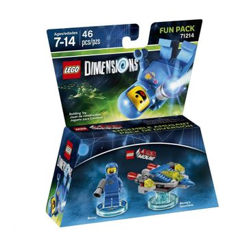 LEGO Dimensions Fun Pack: LEGO Movie - Benny 71214