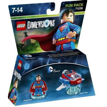 LEGO Dimensions Fun Pack: DC Comics - Superman 71236