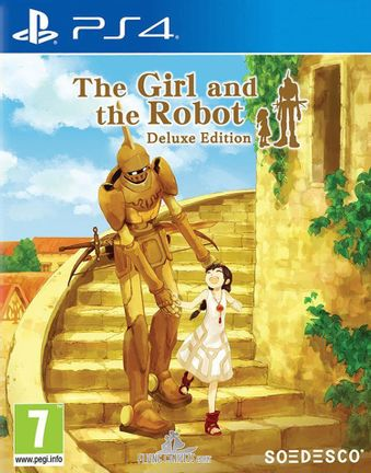 PS4 Girl and the Robot Deluxe Edition