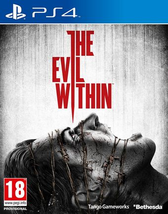 PS4 Evil Within [USED] (Grade A)