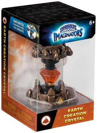 Skylanders: Imaginators - Earth Creation Crystal