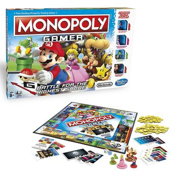 MONOPOLY Gamer Edition
