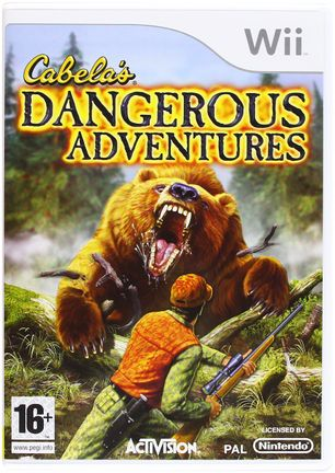 Wii Cabela's Dangerous Adventures