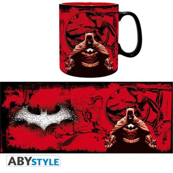 DC Comics - Insane Batman Mug, 460ml