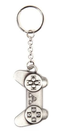 PlayStation - Controller Metal Keychain