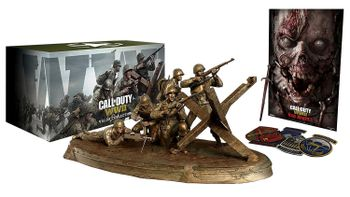 Call of Duty: WWII Valor Collector's Edition - Game Not Included