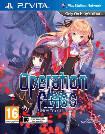 PSV Operation Abyss: New Tokyo Legacy