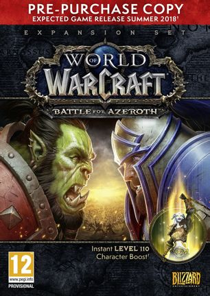 PC World of Warcraft: Battle for Azeroth Pre-Purchase Edition
