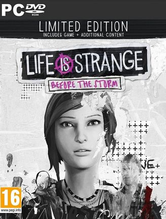 PC Life Is Strange: Before The Storm Limited Edition